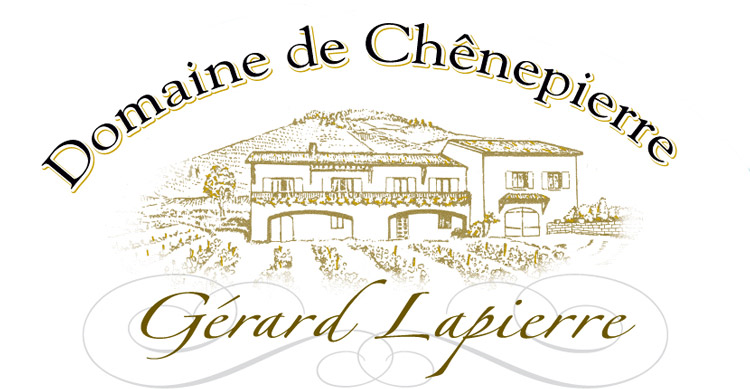 Domaine de la Chénepierre - Gérard Lapierre